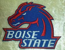 "Boise State Broncos NCAA 3"" Iron On Embroidered Patch ~FREE Ship`!!"