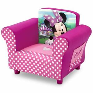 Delta Children Disney' Minnie Mouse Kids Chair DEL2066