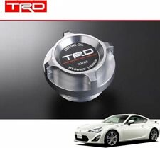 TOYOTA 86 ZN6 Aluminum Oil Filler Cap TRD MS112-18001 From Japan with Tracking