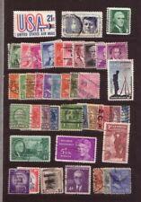USA ca. 300 Briefmarken