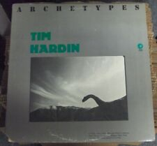 TIM HARDIN Archetypes LP OOP mid-70's folk-rock