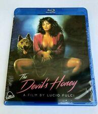 New Severin Region Free Lucio Fulci The DEVIL'S HONEY Bluray Brett Halsey