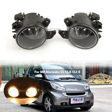 NEW Fog Light For Smart Fortwo For MB Mercedes CL CLK CLS E Front Bumper Lamp 2X