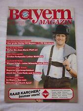 Orig.PRG   1.BL   1985/86   FC BAYERN MÜNCHEN - 1.FC NÜRNBERG  !!  SELTEN