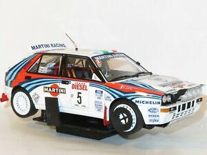 1/18 Lancia Delta HF Integrale Martini Racing Winner Rally Sanremo 1992 A.Aghini