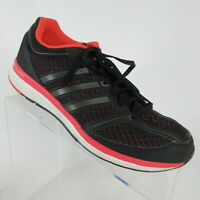 adidas Mana RC Bounce Black/Pink Running Shoes B72973 Womens Size 8