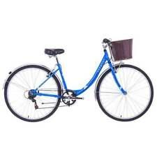Vélos bleus avec 6 vitesses