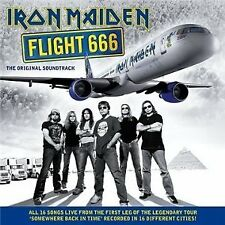 IRON MAIDEN - FLIGHT 666 -2CD