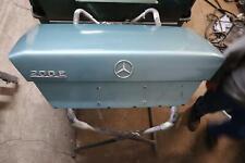 Kofferdeckel Heckklappe Heckdeckel Mercedes Benz W124