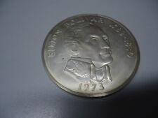 PANAMA 1973 - 20 Balboas in 925 Silber (130g), stgl. - SIMON BOLIVAR