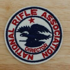 NRA Patch, DIRECTOR Of The  National Rifle Association Patch