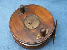 RARE vintage lightly used  david slater nottingham star back combination reel