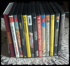 13 DVD DOCUMENTARI NATIONAL GEOGRAPHIC, FOCUS, MACCHINA TEMPO, HISTORY CHANNEL
