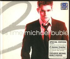 Michael Buble': It's Time [Singapore Edition]        CD