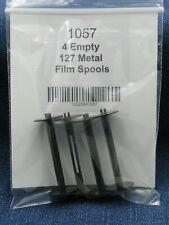 4 127 Metal Empty Film Spools