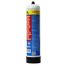 Rothenberger O2 Sauerstoff Flasche 0,95L Schweißen Löten für Roxy Kit 35741
