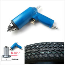 Car Tires Studs Screw Spikes Snow Chains Installation Air Gun Tool For 8mm Studs