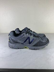 New Balance Mens 510 V3 MT510CG3 Black Gray Running Shoes Lace Up Size 12 4E