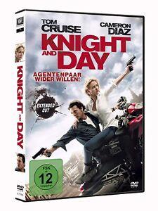 Knight and Day - Agentenpaar wider Willen (Extended Cut)[DVD/NEU/OVP] Tom Cruise