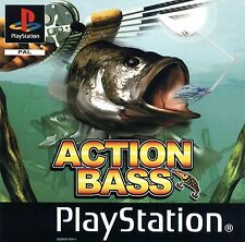 ACTION BASS   ✔ SONY PS1 ✔ NEW &  SEALED ✔