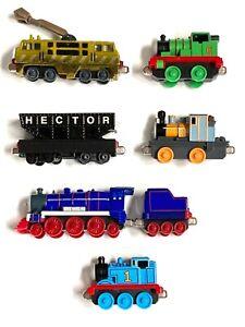 Thomas & Friends Take n Play Diecast Trains Job Lot Diesel 10 Hank Percy VGC