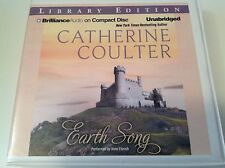 Medieval Song: Earth Song 3 by C Coulter 2012 CD Unabridged Audiobook Lib Ed - L