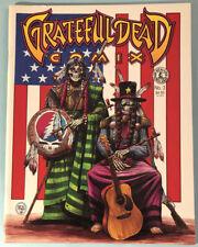 Grateful Dead Comix #3 VF/NM 1991 Kitchen Sink Tim Truman Terry LaBan