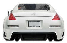 Duraflex R35 Rear Bumper Cover - 1 Piece Body Kit fits 2003-2008 350Z