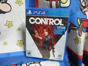 Playstation 4 CONTROL Game