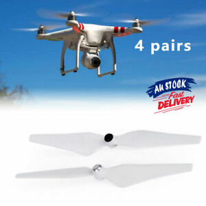8X Replacement Compatible With DJI Phantom 3 Drone Prop Parts Blade Propeller