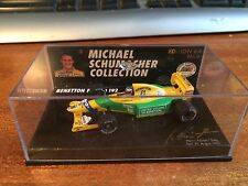 Schumacher Collection Micro Champs 1/64 Scale MSC641100 Benetton Ford B192