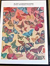 Ray Lamontagne Mini-Concert Poster Reprint for 2014 St. Louis MI Gig 14x10