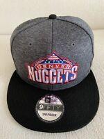 New Era NBA  Denver Nuggets Americana USA 9FIFTY Snapback 950 Hat Cap NEW