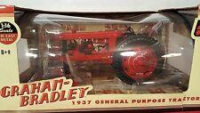 Ertl Graham Bradley 1937 general purpose 1/16 diecast farm tractor replica