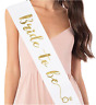 Colorful Hen Party Sashes Bride To Be Sash Wedding Girls Night Out Hen do Party