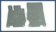 Genuine Mercedes-Benz SL Class R230 Grey All Season Floor Mats Gray (03-12)