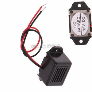 5PCS DC 12V 85dB Mini Electronic Alarm Buzzer Constant Tone