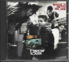 CD New kids on the block - Hangin' tough
