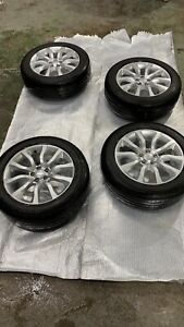 "Genuine 20"" Range Rover Sport LandRovover Alloy Wheels Tyres"
