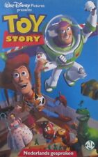 TOY STORY - WALT DISNEY - VHS