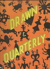 DRAWN & QUARTERLY VOL. 4 SOFTCOVER ($24.95, VF)
