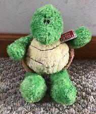 "New Gund Jumo the Turtle Stuffed Animal 10"" NWT #60455 - Discontinued - HTF"
