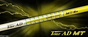 NEW GRAPHITE DESIGN TOUR AD MT-8 STIFF FLEX DRIVER / WOOD SHAFT