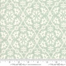 Poetry Prints Mist Damask 44133 14 by 3 Sisters of Moda Fabrics