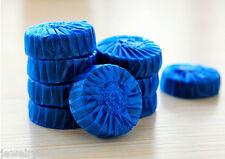1 WC Blauspüler Block Wasserkasten Tabletten Tabs Toiletten Reiniger PD