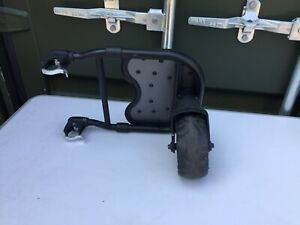 Buggy Stroller Step Board Stand Child Kids Toddler Wheeled Pushchair Used