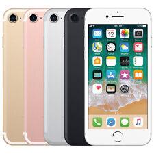 Apple iPhone 7 32GB 128GB 256GB liberado Smartphone Gsm Todos Los Colores