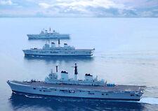 HMS INVINCIBLE, HMS ILLUSTRIOUS & HMS ARK ROYAL -  LIMITED EDITION (25)