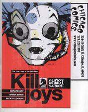 True Lives of Fabulous Killjoys #1 Ghost Variant Cover Comic! Dark Horse 2013 VF