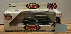 Solido 6116 Packard Headquarters Military Car 1:50 Scale
